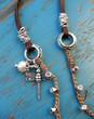 Leather Fringe Tassel Bohemian Necklace