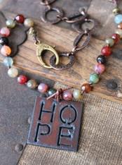 Hope Bohemian Necklace