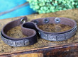Determine to Live Life With Flair and Laughter Wrap Bracelet
