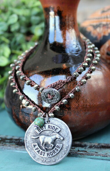Speak Your Mind Bohemian Necklace