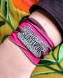 Survivor Ribbon Wrap Bracelet