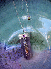 Chakra Necklace - Amethyst
