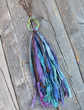 Recycled Sari Silk Bohemian Necklace
