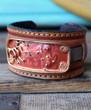 Arizona Leather Cuff