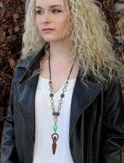 Goddess Bohemian Necklace