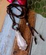 Spoon Handle Boho Chic Necklace