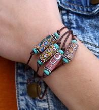 African Trade Bead Bracelet - Orphanage Fundraiser