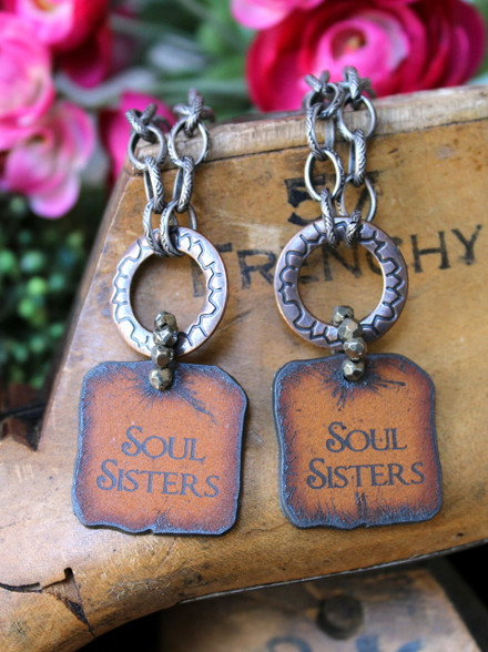 Soul Sisters Matching Necklaces