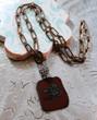 OM Bohemian Yoga Necklace