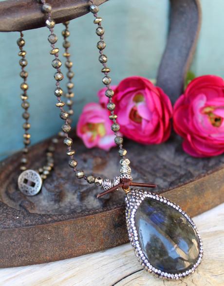 Dressy Bohemian Necklace