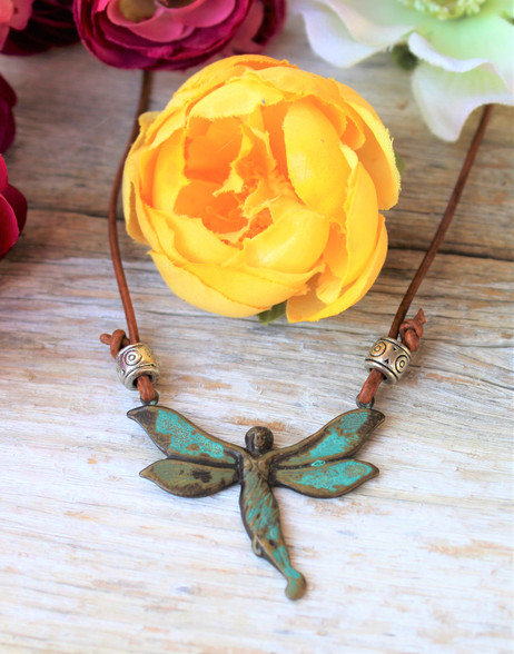 Fairy Bohemian Necklace