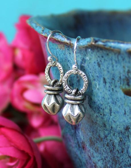Eden Artisan Earrings