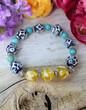 African Stretch Bracelets