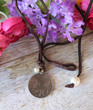 Austrian Coin Necklace