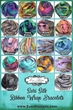 Sari Silk Ribbon Colors