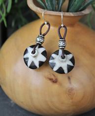 African Safari Earrings