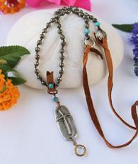 Soul Free Cross Bohemian Necklace