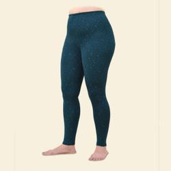 Organic Cotton Celestial Ankle Leggings