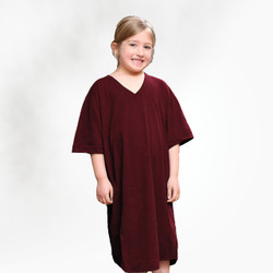 Organic Cotton Kids' Nightshirt & Socks
