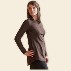 Organic Cotton Tuck Tunic
