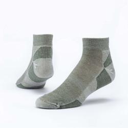 Organic Wool Urban Hiker Socks - Ankle - 3 Pak