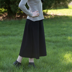 Organic Cotton Circle Skirt