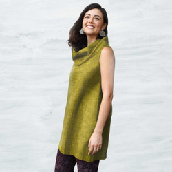 Organic Cotton Cowl Tunic