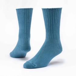 Organic Cotton Crew Sock - Classic