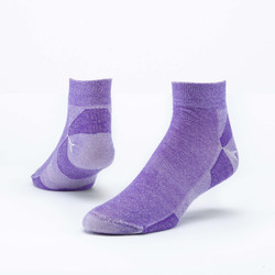 Organic Wool Urban Hiker Socks - Ankle
