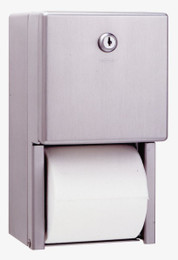 ClassicSeries Surface-Mounted Multi-Roll Toilet Tissue Dispenser