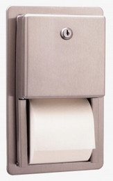 ClassicSeries Recessed Multi-Roll Toilet Tissue Dispenser