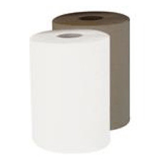 "8"" Jumbo Roll Towel - Natural - 6 Rolls Per Case"