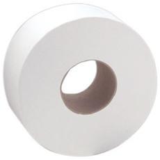 "Fikes 9"" Jumbo Roll Tissue 2-Ply - 12 Per Case"