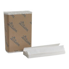 Acclaim Folded Towel, 1 Ply, (240 Per Package, 2400 Per Carton)