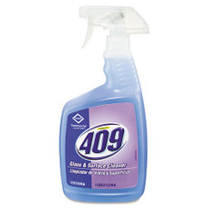 Formula 409 Glass & Surface Cleaner, 32oz Spray Bottle - 9 Bottles Per Case
