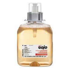 GOJO 1250ml Luxury Foam Antibac Handwash - 3 Count