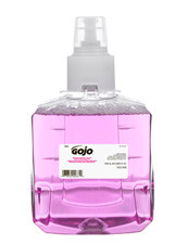 GOJO LTX 1200 ML Antibacterial Plum Refill 2 Count