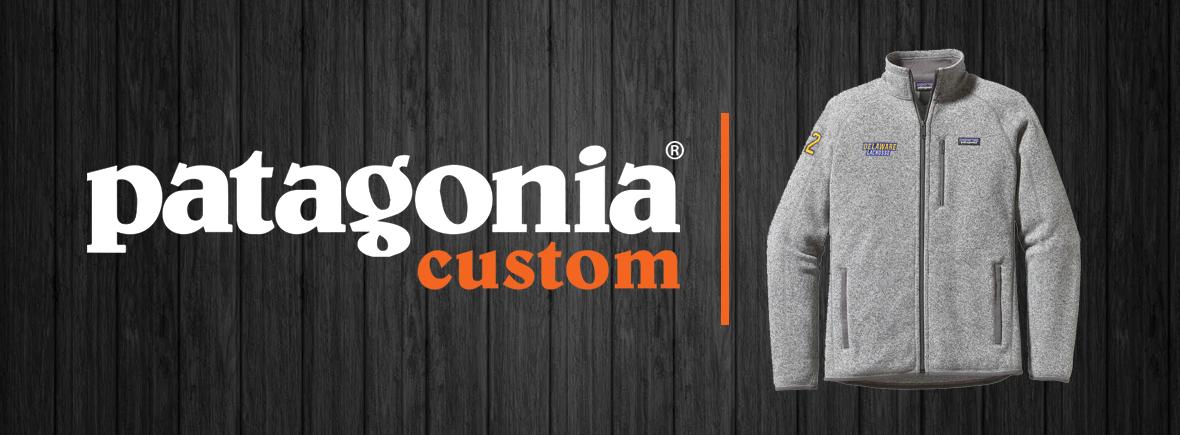 Custom Patagonia Jackets