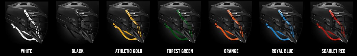 Cascade Lacrosse Helmets - CPX-R Chin Straps