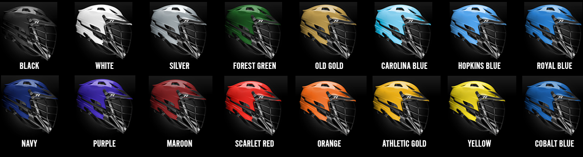 Cascade R Helmet Color Choices