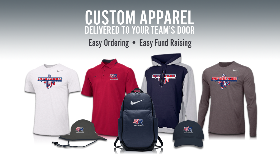 Custom Built Online Team Stores Elevation Sports
