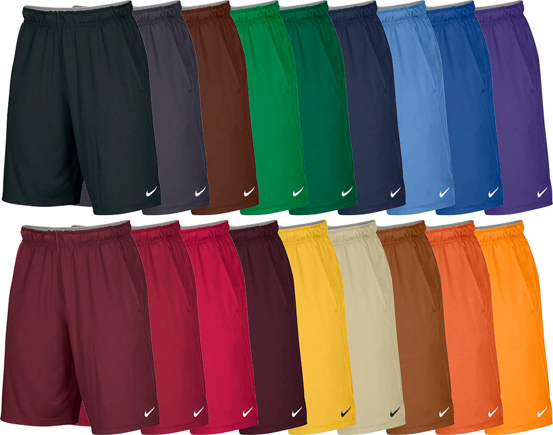 Custom Nike 2 Pocket Fly Shorts