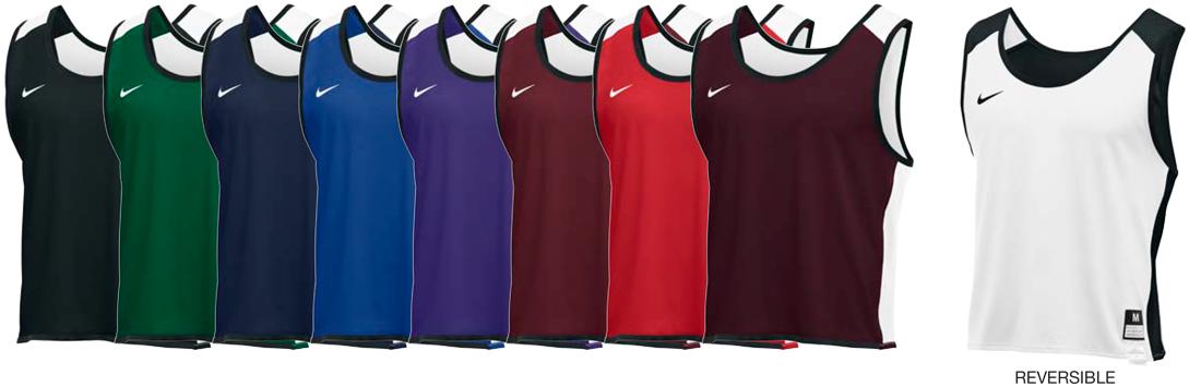Custom Nike Elite Lacrosse Pinnies
