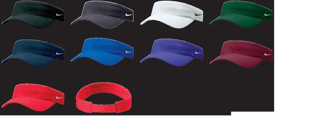 Custom Nike Visors - Elevation Sports 54dbd4dd231