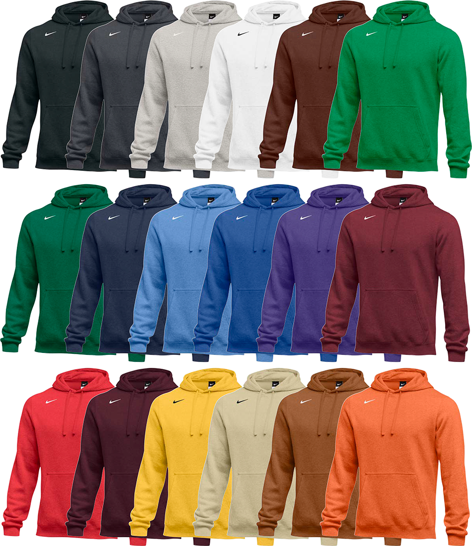 584ad81fb04 Nike Club Custom Hoodies | Elevation Sports