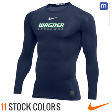 Nike Pro Cool Compression Shirt - Long Sleeve