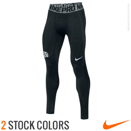Custom Nike Pro Hyperwarm Tights