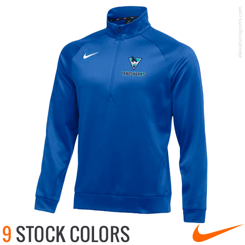 Zip Sweatshirts Custom Sports Nike Elevation 14 Therma Fgww8q1t