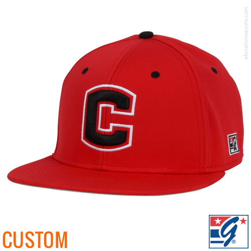 GP500 Gamechanger Custom Baseball Caps by The Game