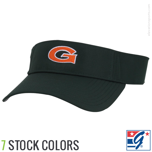 647d9c30b402c5 The Ultralight Custom Visors from The Game - Elevation Sports